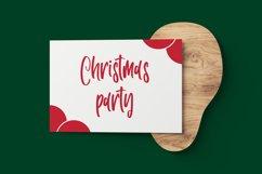Twinkle - Christmas Handwritten Font Product Image 2