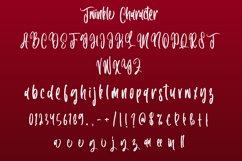 Twinkle - Christmas Handwritten Font Product Image 4
