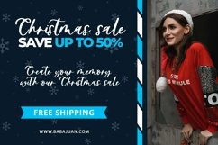 Web Font Twinkle - A christmas Font Product Image 4