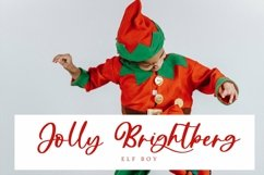 Web Font Twinkle - A christmas Font Product Image 6