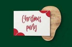 Web Font Twinkle - Christmas Handwritten Font Product Image 2