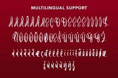 Web Font Twinkle - Christmas Handwritten Font Product Image 3