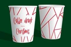 Web Font Twinkle - Christmas Handwritten Font Product Image 5