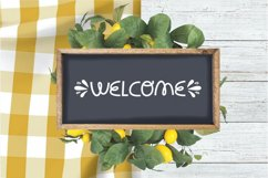 Twisted Lemon, a quirky handwritten craft font Product Image 6
