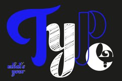 Stepford serif font Product Image 1