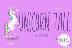 Unicorn Tall Product Image 1