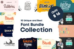 Best crafting font bundle collection Product Image 1