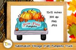 Fall Sublimation Cliparts Bundle Product Image 5