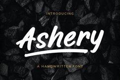 Ashery - Handwritten Marker Product Image 4