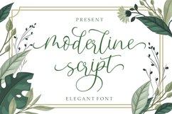 Moderline Script Product Image 1