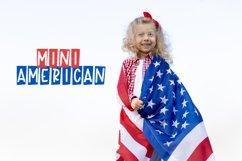 Spaghetti - A Textured Flag Font Product Image 3