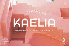 KAELIA - Simple Stylish Typeface Product Image 1