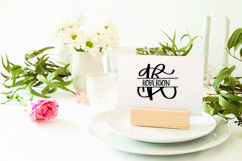 Split Monogram Font Set Product Image 3