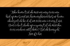 Devin _ Handwritten Script Font Product Image 2