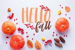 Pickin' Pumpkins - A Font Duo Product Image 4