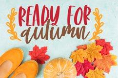 Pickin' Pumpkins - A Font Duo Product Image 5