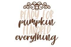 Pickin' Pumpkins - A Font Duo Product Image 2