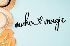 Renee Lynn - A Script With Fun Swirls and Swooshes Product Image 4