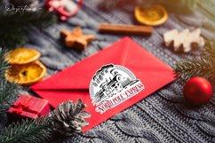 Santa Express and North Pole Express Sticker Set Product Image 3
