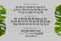 Web Font Upswood Font Product Image 4