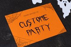 Vampire Emperor - Halloween Display Font Product Image 6