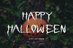 Vampire Emperor - Halloween Display Font Product Image 5
