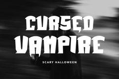 Vampire World - Halloween Display Product Image 2