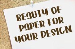 Vanila Creamy - Web Font Product Image 4