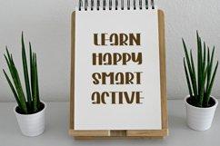 Vanila Creamy - Web Font Product Image 5