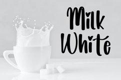 Vanila Milk - Cute Handwritten Font Product Image 2
