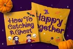 Web Font Vantage - Halloween Font Product Image 5