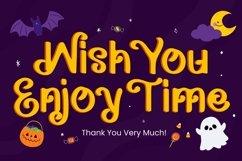 Web Font Vantage - Halloween Font Product Image 3