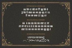 Web Font Vaperscliff Product Image 5