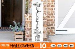 Halloween Bundle SVG | Halloween Vertical Sing SVG Product Image 2