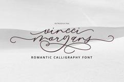 Vincci Morgans Script Product Image 1