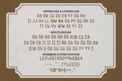 Web Font Vinnson Product Image 5