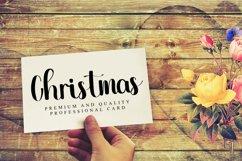 Vintage Christmas - Lovely Script Font Product Image 6