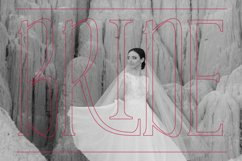 Vows Display Font Product Image 5