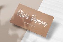 Waitress - Beauty Script Font Product Image 3
