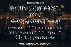 Waitress - Beauty Script Font Product Image 6