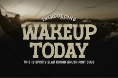 Wakeup Today Product Image 1