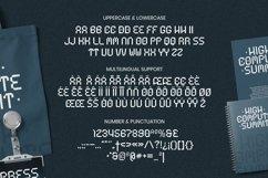 Web Font Walden Font Product Image 4