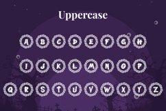 Webi Halloween Monogram Product Image 5