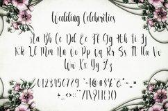 Wedding Celebrities - Beautiful Script Font Product Image 2