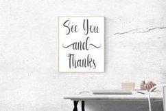 Wedding Celebrities - Beautiful Script Font Product Image 5