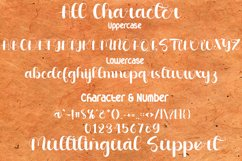 Wedding - A Modern Calligraphy Font Product Image 5