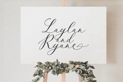 Alysar - Modern Calligraphy Script Font Product Image 5