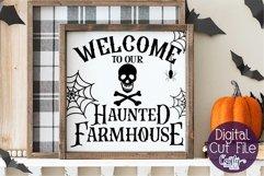 Halloween Svg, Farmhouse Sign, Farmhouse Halloween Bundle Product Image 2