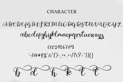 Welcome Vintables - Modern Script Font Product Image 2