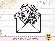 Wildflowers SVG Bundle set Product Image 4
